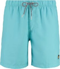 Blauwe Shiwi swim shorts solid - aruba blue - M