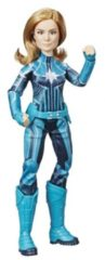 Hasbro Avengers Captain Marvel Starforce 29 cm blauw