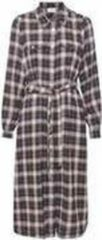 Bruine KAFFE - kababette dress