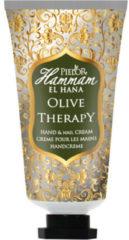 Hammam El Hana Olive therapy hand cream 50 Milliliter