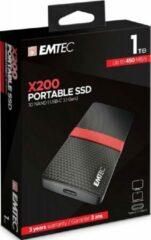 Emtec ECSSD1TX200 externe solide-state drive 1000 GB