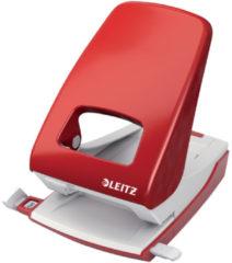 Perforator Leitz New NeXXt 5138 2-gaats 40vel rood