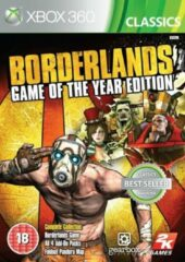 2K Borderlands Game of the Year Edition (classics)