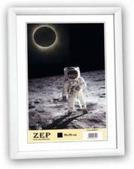 ZEP - Kunststof Fotolijst Basic Frame Wit voor foto formaat 10x15 - KW1