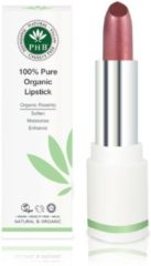 Paarse PHB Ethical Beauty PHB Organic Lipstick Plum