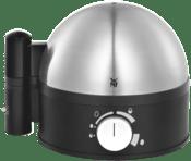 Zilveren WMF eierkoker Stelio, voor 7 eieren, 380 watt