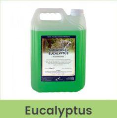 Claudius Cosmetics B.V Showergel Eucalyptus 5 liter