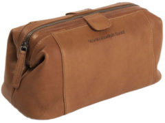 The Chesterfield Brand Vince Toiletbag cognac Toilettas