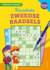 Centrale Uitgeverij Deltas Leerrijke puzzels 0 - Reuzeleuke Zweedse raadsels 10-12 jaar