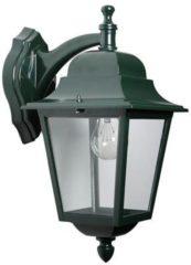 Groene KS Verlichting K.S. Verlichting Lantaarn Wandlamp