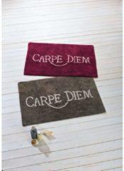 MiaVILLA Badematte Carpe Diem, Baumwolle