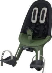 Groene Qibbel Kinderzitje Air Mini Kinderzitje Black