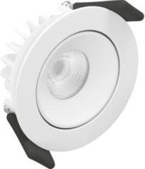 LEDVANCE SPOT ADJUST 4 W 3000 K WT Wit Recessed lighting spot Geschikt voor gebruik binnen