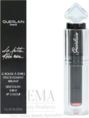 Oranje Guerlain La Petite Robe Noire Deliciously Shiny Lip Colour - 043 Sun Glasses