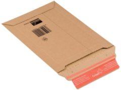 ColomPac Kartonnen envelop CP 010.01 (150 x 250 x 1-50) Bruin 150 x 250 x 50 mm Stuks