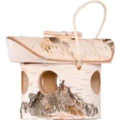 Witte Veel-goedkoper.nl Prodeko Vogelvoederhuisje - N4N nestkast klein