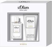 S.Oliver Damendüfte Black Label Women Geschenkset Eau de Toilette Spray 30 ml + Luxury Shower Gel 75 ml 1 Stk.