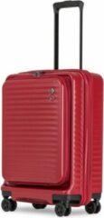 Echolac Celestra Trolley Handbagage koffer 48 liter - Rood