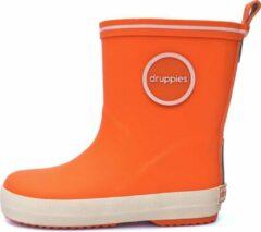 Oranje Druppies Fashion Boot Unisex Regenlaarzen Maat 33