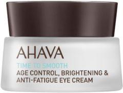 Ahava Gesichtspflege Time To Smooth Age Control Brightening & Anti-Fatigue Eye Cream 15 ml