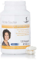 Nicola Sautter L-Carnitin Vegan, 120 Kapseln
