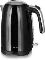 Zwarte Emerio Emerio Wasserkocher, 1.7L, schwarz, automatische Abschaltung