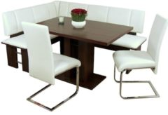 "Möbel direkt online Moebel direkt online Dininggruppe ""Kairo"" im modernen Design"