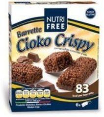 Nt food Nutrifree barrette cioko crispy 120 g