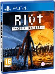 Merge games Riot: Civil Unrest - PS4