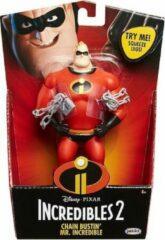 Rode Jakks The Incredibles 2 - actiefiguur de Kettingbrekende Meneer Incredible