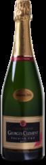 Donkerrode Wijnvoordeel Georges Clement Champagne AC 1er Cru Millesime Brut