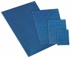 Blauwe Huismerk Snijmat A3 450x300mm Alco Westcott Blauw