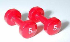 Rode Match-U - Dumbbells - 5 kg - 2 stuks