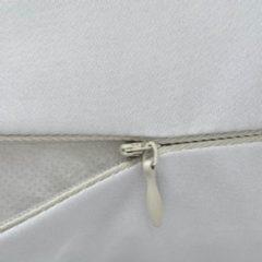 VidaXL Zwangerschapskussen 40x170 cm grijs