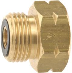 Bronze Gimeg Verloopnippel - overige gasfittingmateriaal - bruin