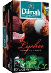 Dilmah Lychee vruchtenthee 20 Stuks