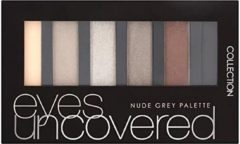Grijze Collection 2000 Collection Eyes Uncovered Oogschaduw Palette - Nude Grey