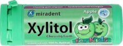 Witte Miradent Xylitol Gezonde Kauwgom Voor Kinderen