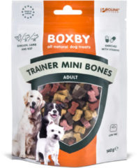 Gebr. de Boon Proline Boxby trainer mini bones 140 gram