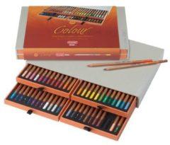 Bruynzeel Design Kleurpotloden Bruynzeel Colour box 48stuks assorti