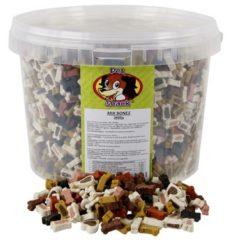 Petsnack Mix Bones Hondensnack - 3500 gr