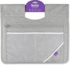Grijze Snuz Snuzpod3 Pocket - Dusk Grey opbergzakje