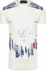 One Redox Gaznawi - T-shirt - wit