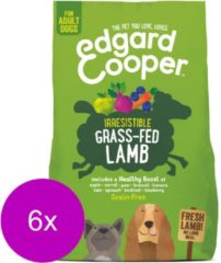 Edgard & Cooper Edgard&Cooper Irresistible Grass-Fed Lamb Adult Lam&Appel - Hondenvoer - 6 x 700 g