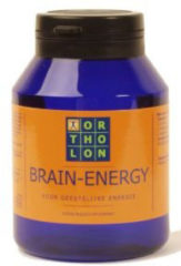 Ortholon Brain Energy Vegetarische Capsules 60st