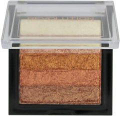 Roze Makeup Revolution Vivid Shimmer Brick - Rose Gold