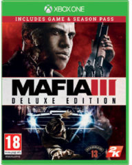 Take Two Mafia 3 - Deluxe Edition - Xbox One
