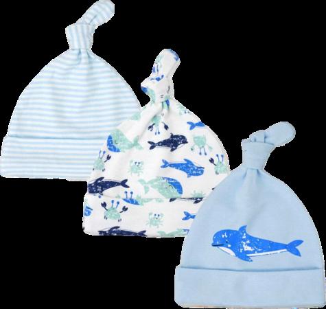 Afbeelding van Babymuts set – dolfijn