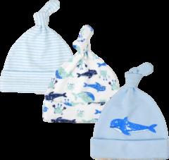 Babymuts set – dolfijn