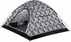 High Peak Monodome Xl Koepeltent - Camouflage - 4 Persoons
